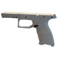 Beretta USA E01644 APX Grip Frame Wolf Gray Polymer