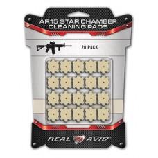 Real Avid/Revo AVAR15CP AR15 Star Chamber Cleaning Pad
