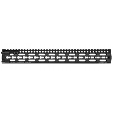 Daniel Defense 0114722026 Keymod AR-15/M16/M4 6061-T6 Aluminum Black Hard Coat Anodized