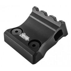 Daniel Defense 0302907131 Rail Mount For AR-15/M16/M4 Offset Style Black Finish