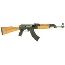 "ATI GAT47FSM AT47 Gen 2 Semi-Automatic 7.62x39mm 16"" 30+1 Wood Stk Black Parkerized"