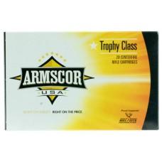 Armscor FAC300RUM180 300 Remington Ultra Magnum (RUM) 180 GR AccuBond 20 Bx/ 8 Cs