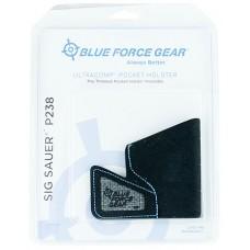 Blue Force Gear MHOLSTER2380 Ultracomp Pocket Sig P238 High-Performance Laminate Black
