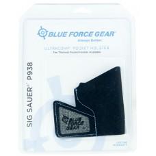 Blue Force Gear MHOLSTER9380 Ultracomp Pocket Sig P938 High-Performance Laminate Black