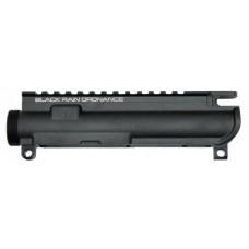 Black Rain BROSPEC15UR Spec15 223 Remington/5.56 NATO  7075-T6 Aluminum Black Hardcoat Anodized