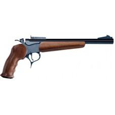 "T/C Arms 05122702 Contender G2 Pistol Break Open 22 Long Rifle (LR) 12"" 1 Round Walnut Grip Blued Metal Finish"