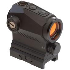 Sig Sauer Electro-Optics SOR52101 Romeo5 1x 20mm Obj  Eye Relief 2 MOA Black