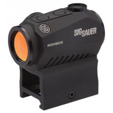 Sig Sauer Electro-Optics SOR52102 Romeo5 1x 20mm Obj  Eye Relief 2 MOA Black