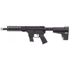 "CMMG 45ABF17 MkG45 Guard AR Pistol Semi-Automatic 45 Automatic Colt Pistol (ACP) 8"" MB 13+1 KAK Stabilizing Polymer Black"
