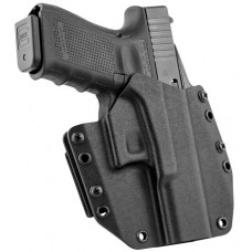 Mission First Tactical HGL17OWBBL MFT OWB  Glock 17/22 Kydex Black