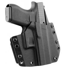 Mission First Tactical HGL42OWBBL MFT OWB  Glock 42 Kydex Black