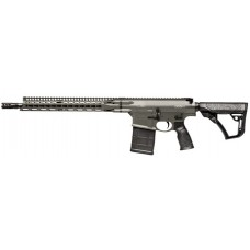 "Daniel Defense 01209047 DD5 V1 Semi-Automatic 308 Winchester/7.62 NATO 16"" 20+1 6-Position Black Stk Green Cerakote"