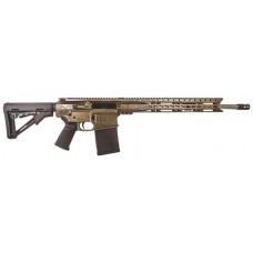 "Diamondback DB10ELBB DB10 Keymod 15"" Semi-Automatic 308 Winchester/7.62 NATO 18"" 20+1 Magpul CTR Black Stk Burnt Bronze"