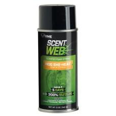 HME HMESWHOG Scent Web Hog She-Heat Aerosol Spray Scent Sow 5 oz