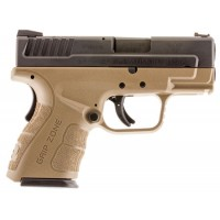 Springfield Armory XDG9802FDE XD Mod.2 Sub-Compact Double 40 Smith & Wesson (S&W) 3