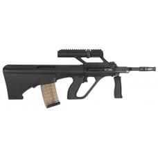 "Steyr AUGM1BLKO AUG A3 M1 Semi-Automatic 223 Remington/5.56 NATO 16"" 30+1 1.5X Optic Synthetic Black Stk Black"