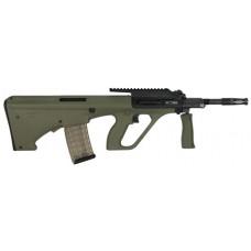 "Steyr AUGM1GRNH AUG A3 M1 Semi-Automatic 223 Remington/5.56 NATO 16"" 30+1 High Rail Synthetic Green Stk Black"