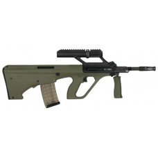 """Steyr AUGM1GRNO AUG A3 M1 Semi-Automatic 223 Remington/5.56 NATO 16"""" 30+1 1.5X Optic Synthetic Green Stk"""
