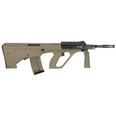 "Steyr AUGM1MUDS AUG A3 M1 Semi-Automatic 223 Remington/5.56 NATO 16"" 30+1 Short Rail Synthetic Tan Stk Black"