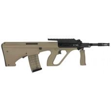 "Steyr AUGM1MUDH AUG A3 M1 Semi-Automatic 223 Remington/5.56 NATO 16"" 30+1 High Rail Synthetic Tan Stk Black"