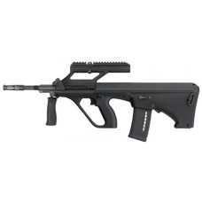 "Steyr AUGM1BLKNATOO AUG A3 M1 NATO Semi-Automatic 223 Remington/5.56 NATO 16"" 30+1 1.5X Optic Synthetic Black Stk Black"