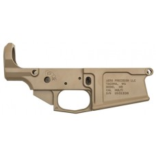 Aero Precision APAR308005C M5 308 Stripped Lower Receiver AR-15 AR Platform Multi-Caliber Flat Dark Earth Cerakote