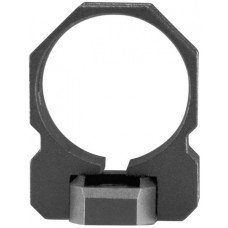 Aim Sports AKMC02 Cantilever 1-Pc Base & Ring Combo For Keymod 1-Piece Style Black Hard Coat Anodized Finish 1""