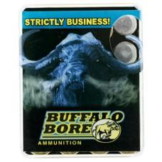 Buffalo Bore Ammunition 13A/20 480 Ruger 370 GR Lead Flat Nose 20 Bx/ 12 Cs