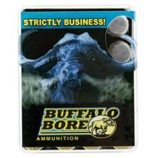 Buffalo Bore Ammunition 13B/20 480 Ruger 370 GR Lead Flat Nose 20 Bx/ 12 Cs