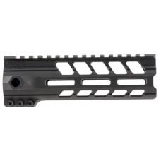 "Lantac 01HG006SPADA SPADA-M Rifle 6005A-T6 Aluminum Black Hard Coat Anodized 6.75"""