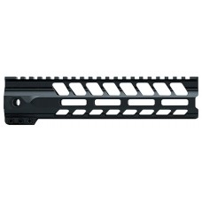 "Lantac 01HG009SPADA SPADA-M Rifle 6005A-T6 Aluminum Black Hard Coat Anodized 9"""