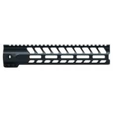"Lantac 01HG010SPADA SPADA-M Rifle 6005A-T6 Aluminum Black Hard Coat Anodized 10.5"""