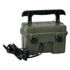 Stealth Cam STC-12VBB Battery Box 12V Lead Acid with AC Charger