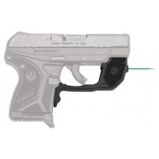 Crimson Trace LG497G Laserguard Ruger LCP II Green Laser Ruger LCP II Trigger Guard Polymer Black