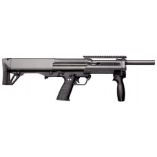 "Kel-Tec KSGNRBLK KSG Pump 12 Gauge 18.5"" 3"" 8+1 Synthetic Black"