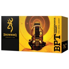 Browning Ammo B191800381 BPT Performance 38 Special 130 GR Full Metal Jacket 50 Bx/ 10 Cs