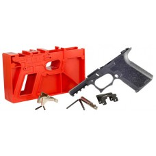 Polymer80 P80PF940CV1B G19/23 Gen3 Compatible Frame Kit Polymer Black