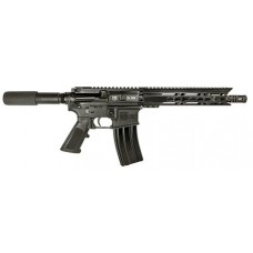 "Diamondback DB15PCB7 DB15 223 Pistol AR Semi-Automatic 223 Remington/5.56 NATO 7.5"" 30+1 Aluminum Black Hard Coat Anodized"
