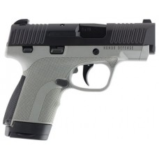 """Honor Defense HG9SCMSGRA Honor Guard Sub-Copmact Double 9mm Luger MS 3.2"""" 7+1/8+1 Battleship Gray Interchangeable Backstrap Grip Black Stainless Steel"""