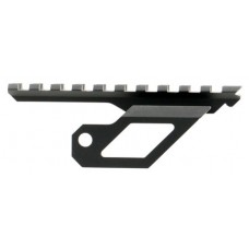 Aim Sports M1402 Side Mount For M-1A 1-Piece Style Black Matte Anodized Finish