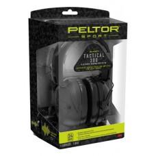 3M Peltor TAC300OTH Sport Tactical 300 Electronic 24 dB Black