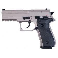 "Arex REXZERO1S-06 Rex Zero Standard Single/Double 9mm Luger 4.25"" 17+1 Black Polymer Grip Nickel"