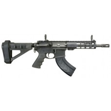 "Windham Weaponry RP9SFS762M RP9 AR Pistol Semi-Automatic 7.62x39mm 9"" 30+1 Polymer Black Hard Coat Anodized"