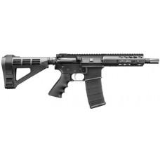 "Bushmaster 90034 Square Drop Pistol AR Pistol Semi-Automatic 223 Remington/5.56 NATO 7"" 30+1 Polymer Black"