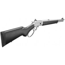 "Marlin 70438 1894CST Big Loop Lever 357 Magnum/38 Special 16.5"" TB 7+1 Laminate Black Stk Stainless Steel"