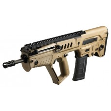"IWI US FD16BLK Tavor SAR Semi-Automatic 300 AAC Blackout/Whisper (7.62x35mm) 16.5"" 30+1 Polymer Bull Pup Flat Dark Earth Stk Black"