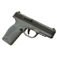 "Avidity PD10 Personal Defense Double 9mm Luger 4"" 10+1 Gray Polymer Grip/Frame Black Nitride Stainless Steel"