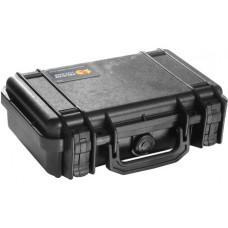 """Pelican 1170 Protector Pistol Case Polypropylene Smooth 10.54"""" x 6.04"""" x 3.16"""""""