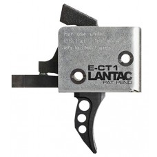 CMC Triggers 91511 Lantac Single Stage Trigger Curved AR-15