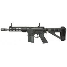 "Windham Weaponry RP9SFS450M RP9 AR Pistol Semi-Automatic 450 Bushmaster 9"" 5+1 Polymer Black Hard Coat Anodized"